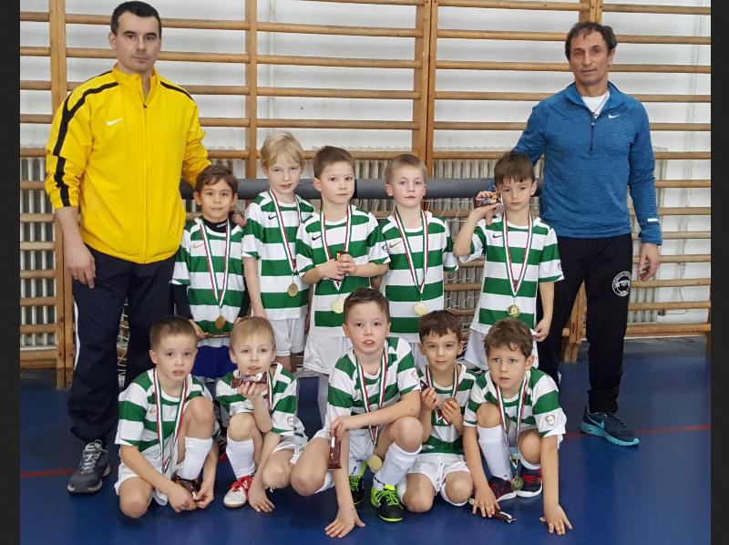 Kiváló szereplés Biatorbágy legfiatalabb futballistáitól