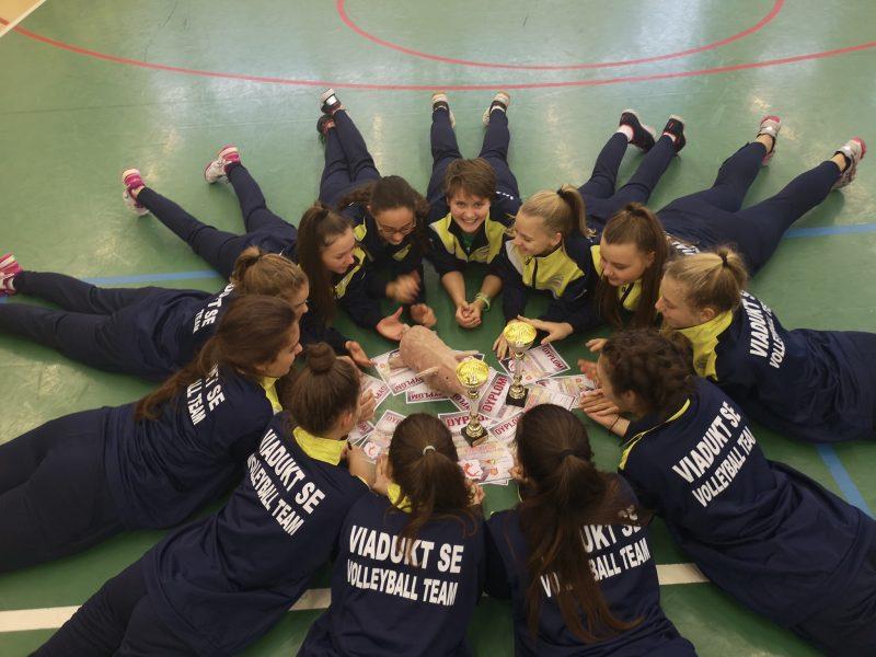Győzelemmel debütáltak U15-s lányaink