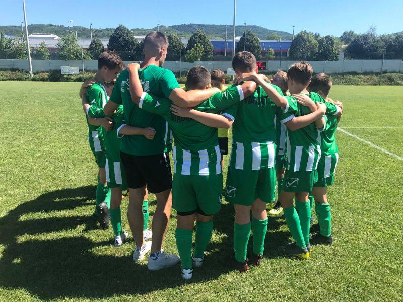 Hétvégi összefoglaló az U15-ös megyei bajnokságban induló korosztályunkról.