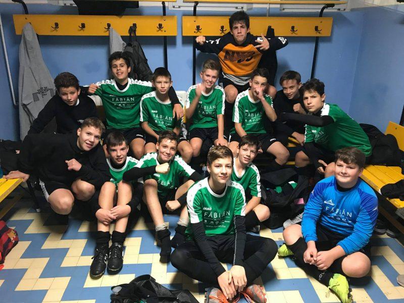 Hétvégi összefoglaló az U14-15-ös regionális bajnokságban induló korosztályunkról