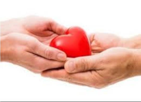 """""""Az adakozás nem csupán másoknak ad életet, de neked is."""""""