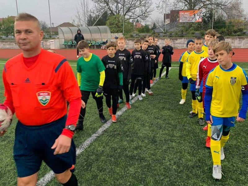 Hétvégi összefoglaló az U12-es kiemelt bajnokságban szereplő korosztályunkról