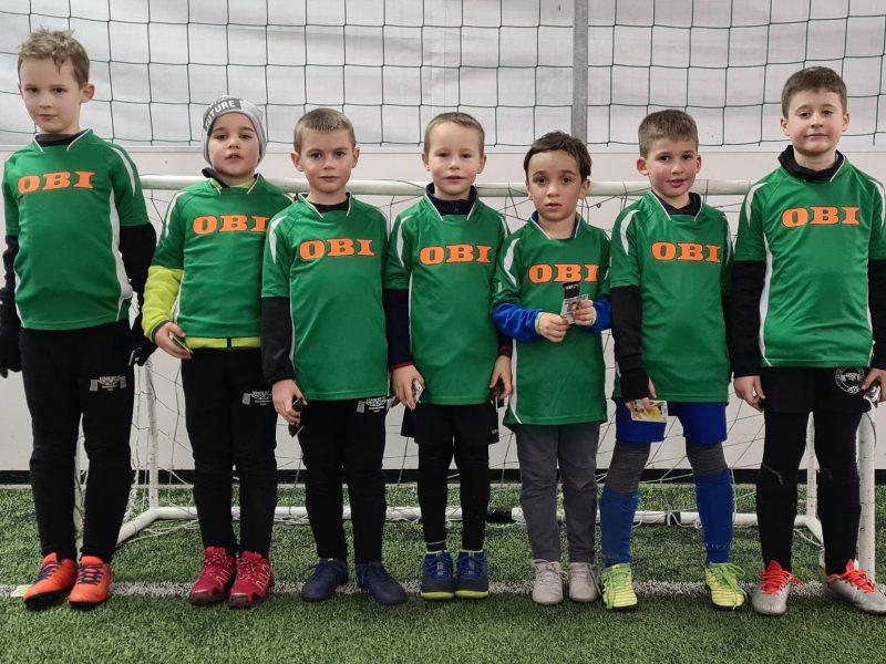U7-es korosztályunk Budaörsön járt a hétvégén edzőmérkőzésen