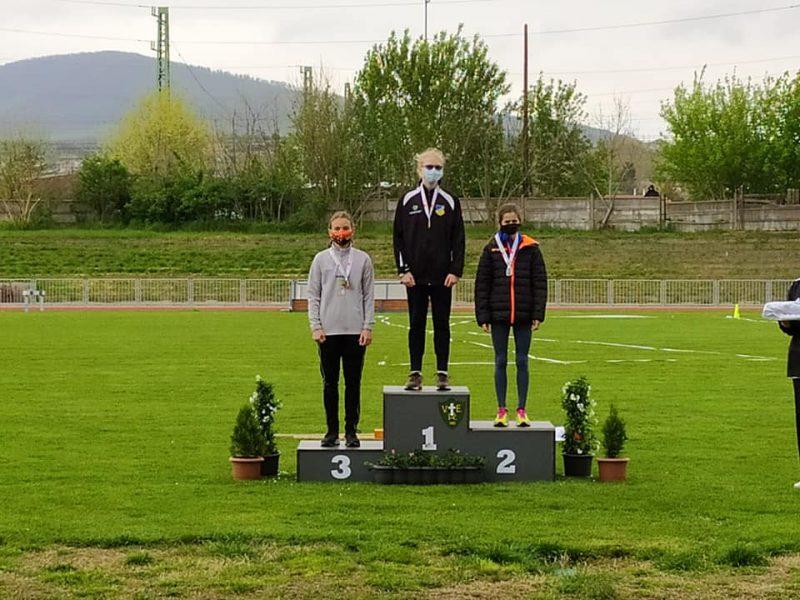 Egyéni csúcsok születtek a váci regionális atlétika versenyen